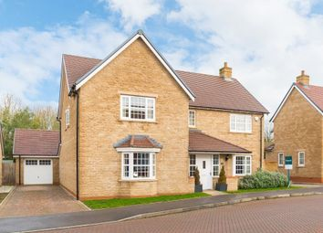 Thumbnail 5 bed detached house for sale in Storksbill Lane, Southmoor, Oxfordshire
