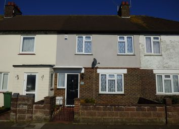 Thumbnail 3 bed terraced house for sale in Gloucester Road, Littlehampton