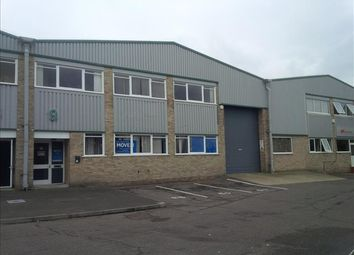 Thumbnail Light industrial to let in Unit 9 Brunswick Industrial Centre, Brunswick Road, Ashford, Kent