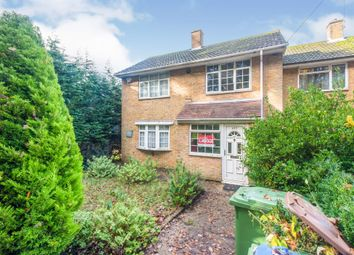2 bed end terrace house for sale in Coxford Road, Southampton SO16
