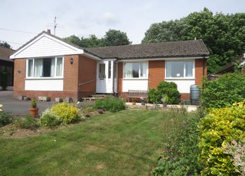 Thumbnail 4 bed detached bungalow for sale in Church Road, North Waltham, Basingstoke