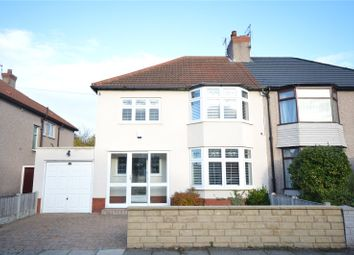 Thumbnail 4 bed semi-detached house for sale in Edale Road, Mossley Hill, Liverpool