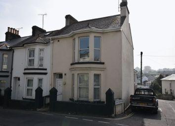 Thumbnail 4 bed end terrace house for sale in Burton Street, Brixham