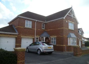 Thumbnail 4 bed detached house to rent in Cromwell Road, Hedon, Hull
