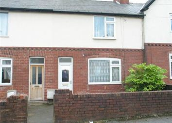 Thumbnail 3 bed terraced house for sale in Hamilton Street, Worksop, Nottinghamshire