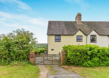 Thumbnail 4 bed semi-detached house for sale in Chelmscote Cottages, Chelmscote, Leighton Buzzard