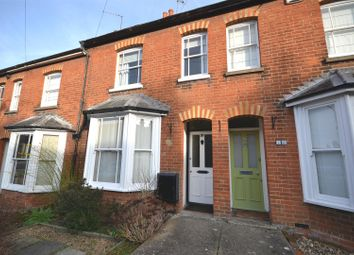 Thumbnail 3 bed terraced house for sale in Queens Road, Basingstoke