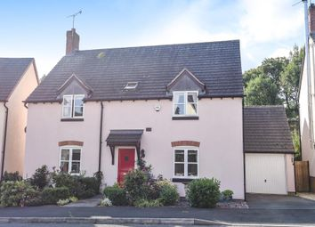 Thumbnail 4 bed detached house for sale in Hay On Wye 2 Miles, Clyro