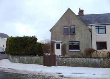 Thumbnail 2 bed semi-detached house for sale in Braal Terrace, Thurso