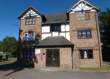 Thumbnail 2 bedroom flat to rent in Mill Close, Wisbech, Cambs