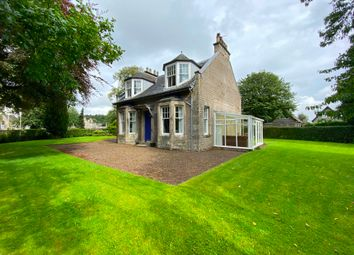 Thumbnail 4 bed detached house to rent in High Street, The Borders, West Linton