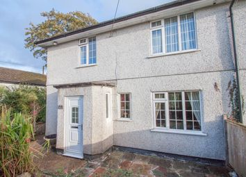 Thumbnail 3 bed semi-detached house for sale in Harwood Avenue, Tamerton Foliot, Plymouth