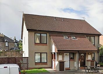 Thumbnail 1 bed flat to rent in Burgh Mews, Alloa