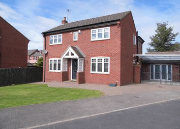 Thumbnail 5 bed detached house for sale in Orchard Court, Bishop Auckland
