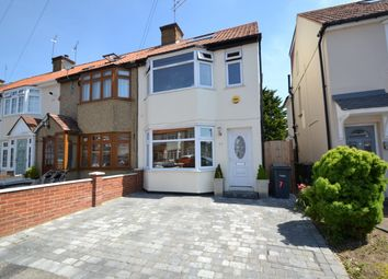 Thumbnail 4 bedroom end terrace house for sale in River Avenue, Hoddesdon