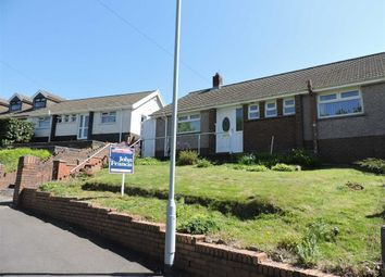 Thumbnail 2 bed semi-detached bungalow for sale in Greenfield Crescent, Llansamlet, Swansea