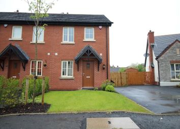 Thumbnail 2 bedroom semi-detached house to rent in Coopers Mill Avenue, Dundonald, Belfast