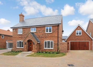 Thumbnail 4 bed detached house for sale in Rushendon Furlong, Pitstone, Leighton Buzzard