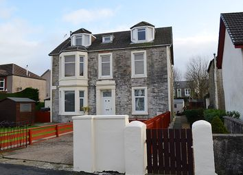 Thumbnail 1 bed flat for sale in Edward Street, Dunoon, Argyll And Bute