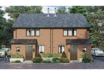Thumbnail 2 bedroom semi-detached house for sale in Poppyfields, Field Edge Drive, Barrow Upon Soar, Leicestershire