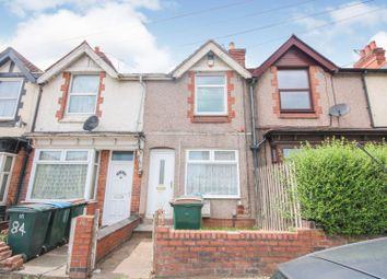 Thumbnail 3 bed terraced house for sale in Humber Road, Coventry