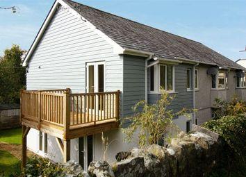 Thumbnail 3 bed end terrace house for sale in Clwt-Y-Bont, Caernarfon, Gwynedd