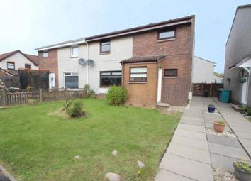Thumbnail 4 bed semi-detached house for sale in Staffa Drive, Airdrie, North Lanarkshire