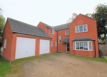 Thumbnail 5 bed detached house for sale in Dove Walk, Uttoxeter