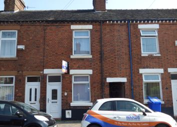 Thumbnail 3 bedroom terraced house to rent in Collinson Road, Stoke-On-Trent