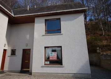 Thumbnail 2 bed semi-detached house to rent in Gordonville Road, Inverness