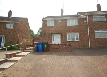 Thumbnail 3 bed property to rent in Dunedin Crescent, Winshill, Burton Upon Trent, Staffordshire