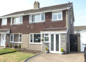 Thumbnail 3 bed detached house for sale in Chartist Way, Bulwark, Chepstow