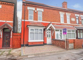 3 bed end terrace house for sale in Springfield Road, Moseley, Birmingham B13