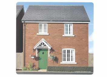 Thumbnail 3 bed detached house for sale in Plot 19, Moorland Glade, Hillmorton, Rugby