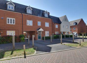 Thumbnail 5 bed terraced house for sale in Finbracks, Stevenage, Herts