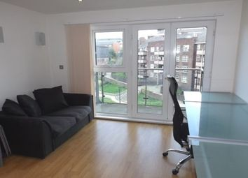 Thumbnail 1 bed flat to rent in 1 St. Georges Walk, Sheffield