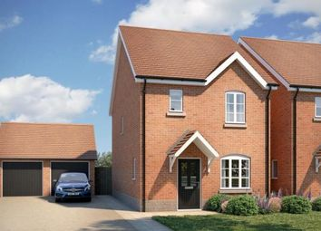 Thumbnail 3 bed detached house for sale in Newlands, Stoke Lacy, Bromyard