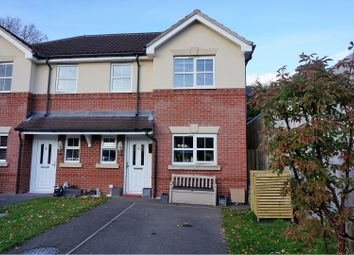 Thumbnail 4 bed semi-detached house for sale in Regency Place, Fareham