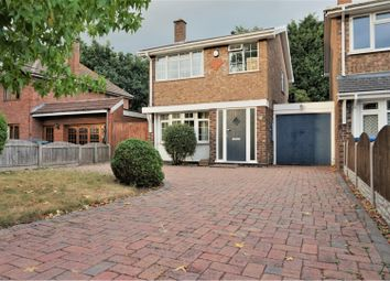 Thumbnail 3 bed detached house for sale in Worthington Road, Fradley