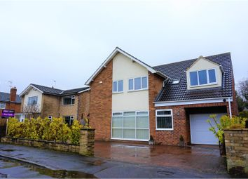 Thumbnail 5 bed detached house for sale in Pear Tree Avenue, York