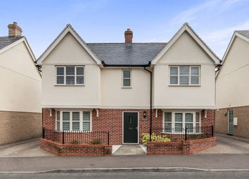 Thumbnail 4 bed detached house for sale in Crown Street, Dedham, Colchester