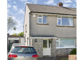 3 bed semi-detached house for sale in Llanover Road, Cardiff CF5