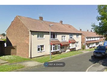 Thumbnail 2 bed flat to rent in Troutbeck Way, Peterlee