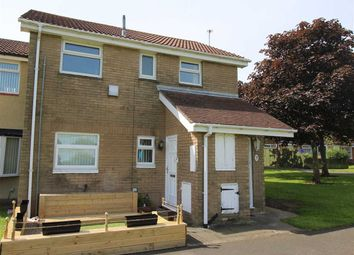 Thumbnail 1 bed flat for sale in Hayton Close, Eastfield Glade, Cramlington