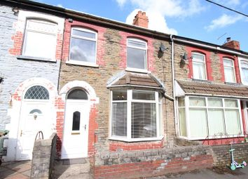 Thumbnail 3 bed terraced house to rent in Coedcae Road, Abertridwr, Caerphilly