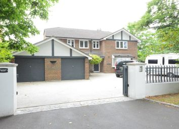 Thumbnail 5 bed detached house to rent in Ranelagh Drive, Bracknell