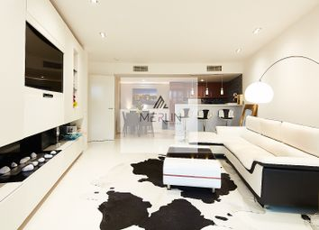 Thumbnail 1 bed flat for sale in Falcon Wharf 34 Lombard Road, London
