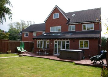 Thumbnail 6 bed detached house for sale in Hampton Lane, Solihull