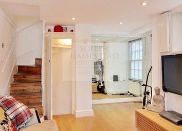 Thumbnail 2 bed terraced house to rent in Holly Bush Steps, Hampstead, London
