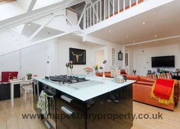 Thumbnail 3 bed duplex for sale in Chartwell Court, Brook Road, Dollis Hill